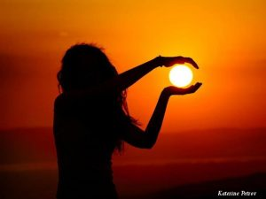 Holding the Sun